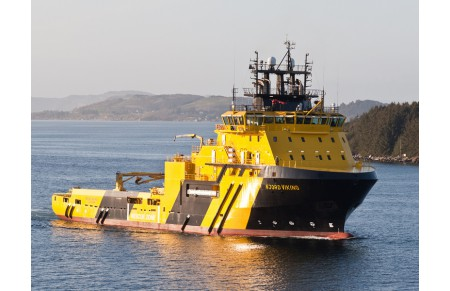 Buque Njord Viking