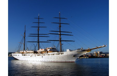 Buque Sea Cloud II